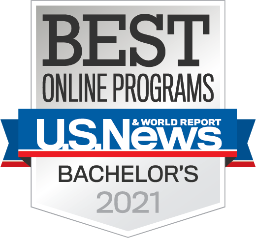 US News and World Report - best bachelor's 2021
